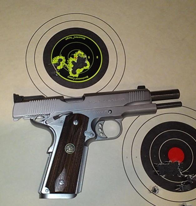 issues  of  going flashy with the 1911 - 1911 Forum