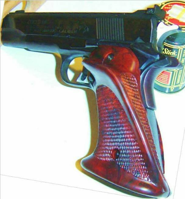 1911 Bullseye Target Grips For Sale - 1911Forum