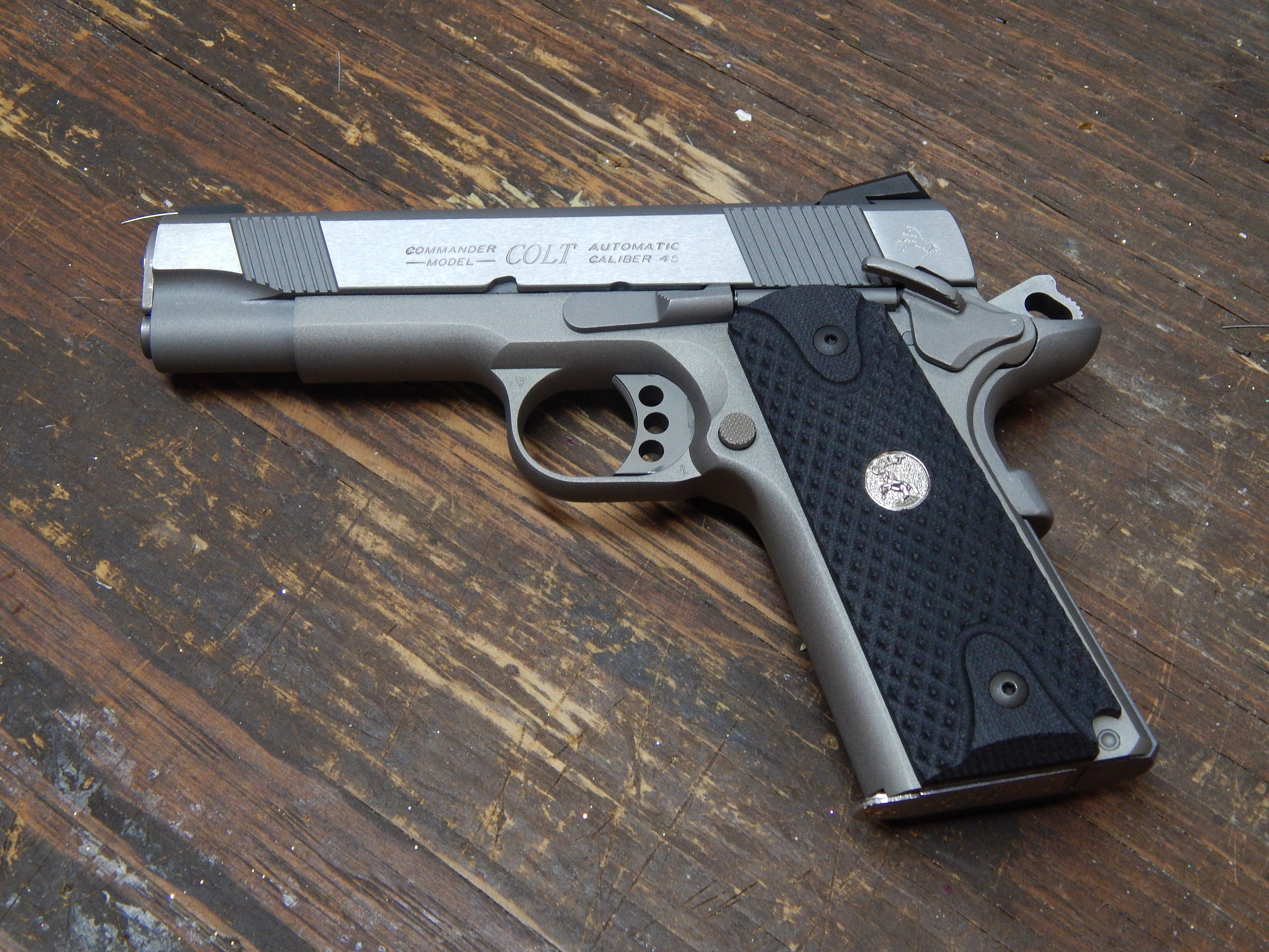 Colt vs Sig 1911 - 1911Forum
