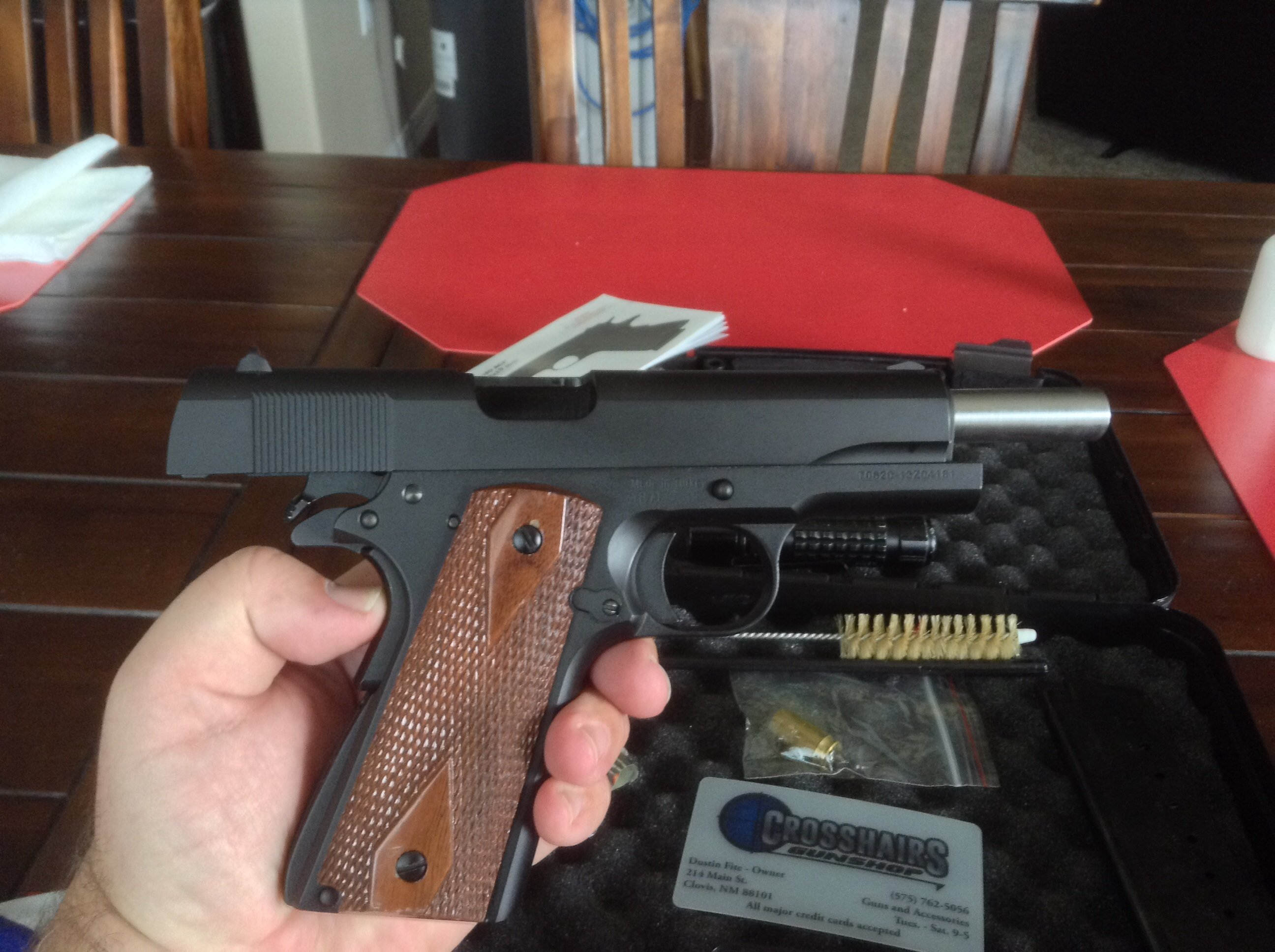 Problem with Tisas 1911 A1 - Page 4 - 1911Forum