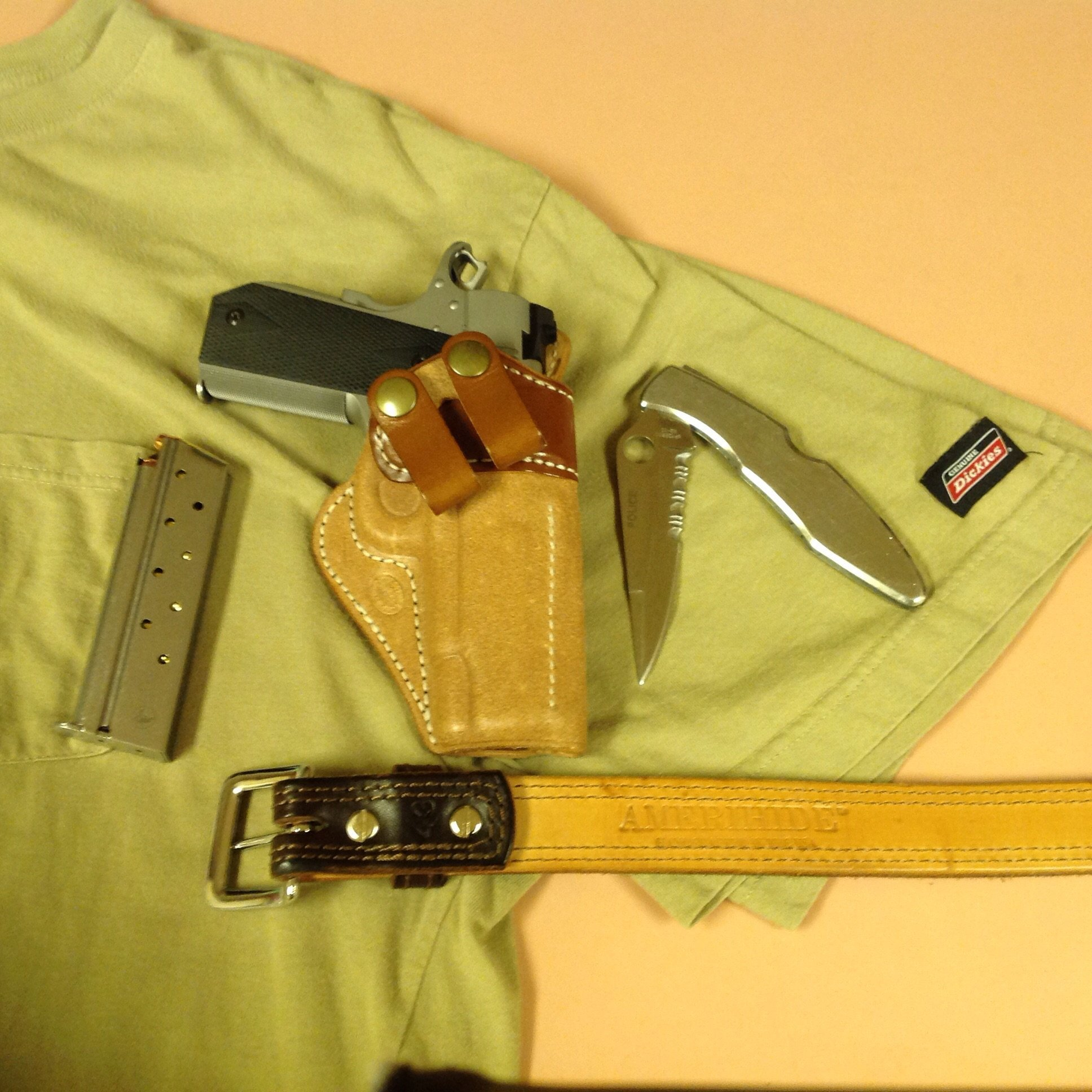V-BOB or Guardian for concealed carry? - 1911Forum