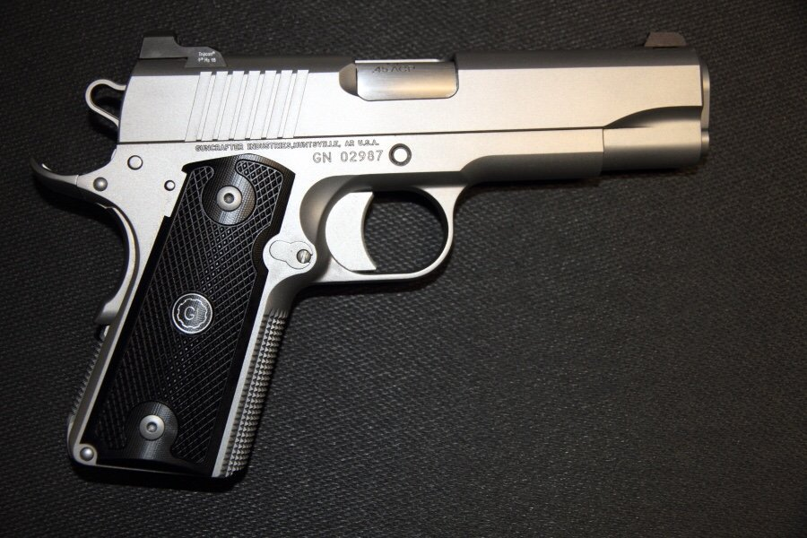Why a Guncrafter Industries .45? - Page 3 - 1911Forum