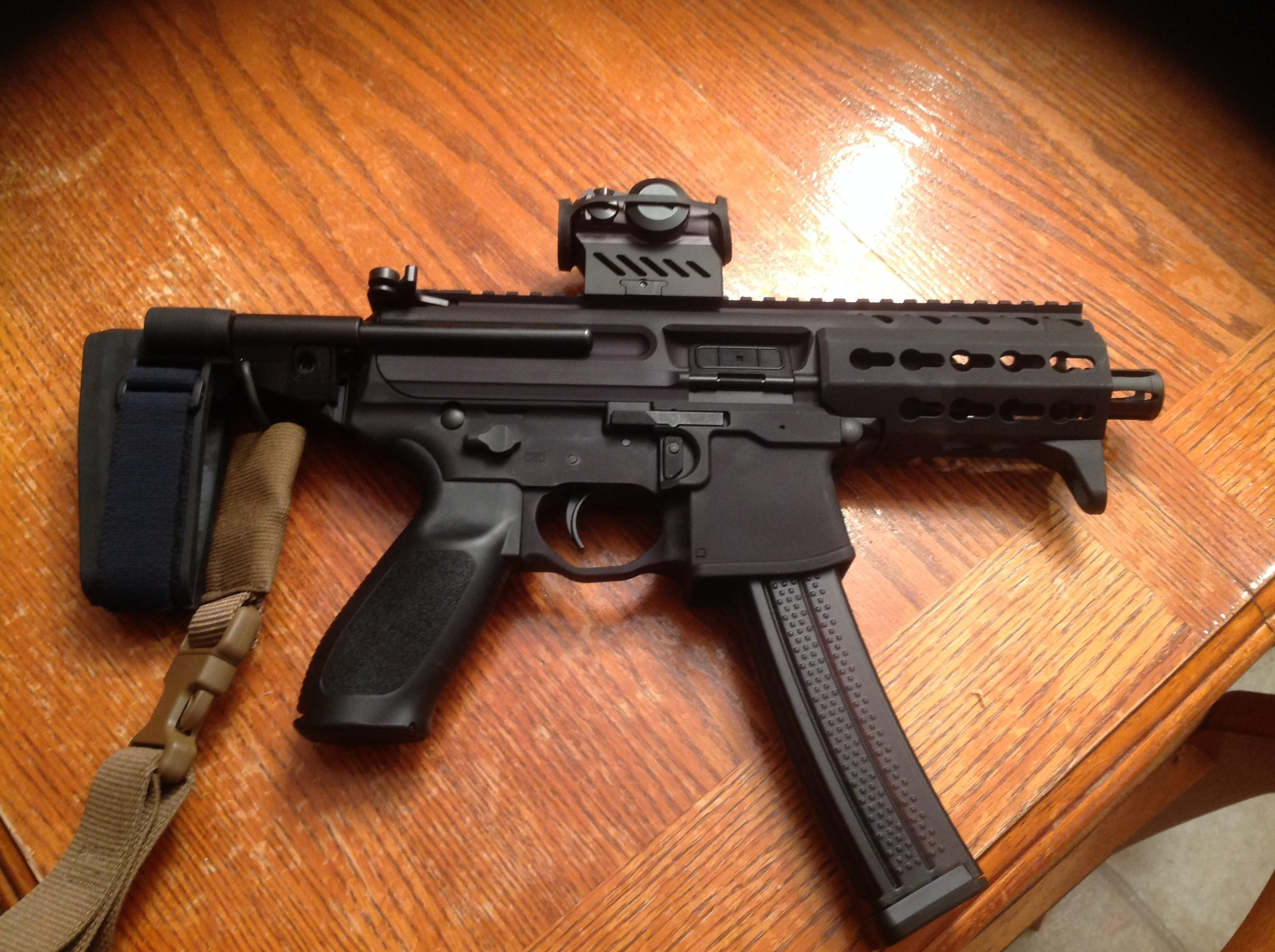 Sig MPX-K   what a hoot! - 1911Forum