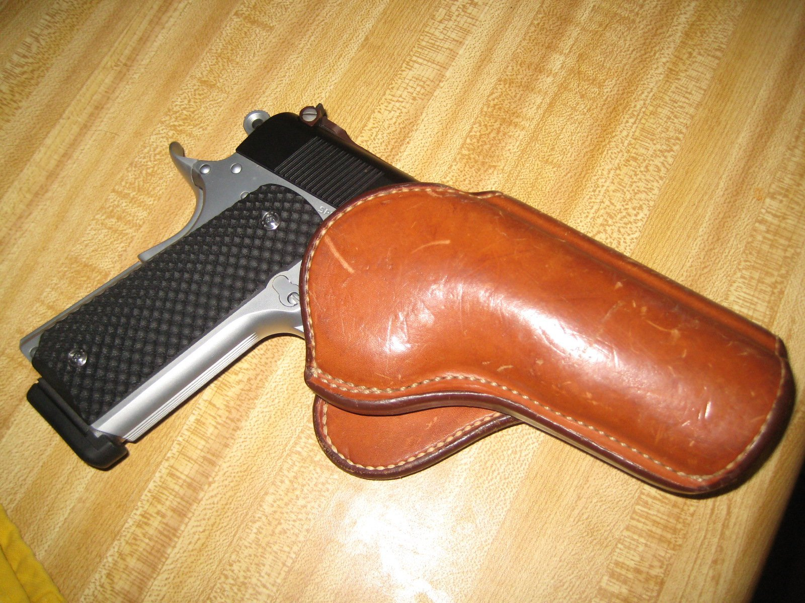Vintage leather Holsters - Page 2 - 1911Forum