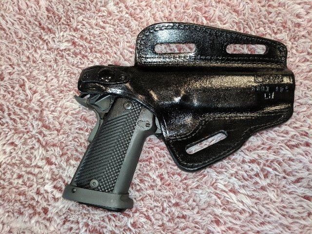 Ultra FS HC 10mm holster options? - 1911Forum