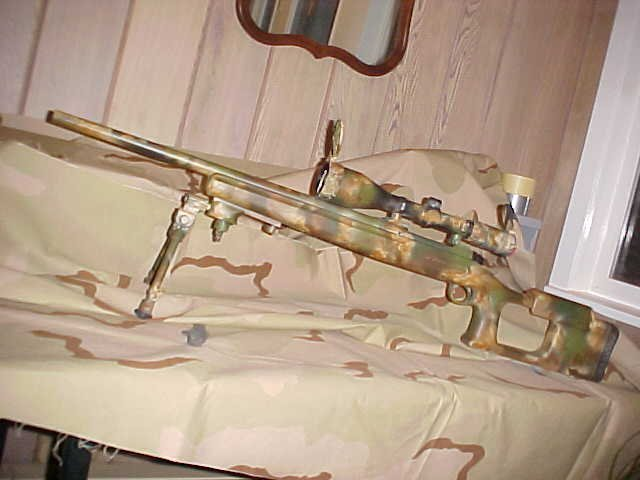 Savage 10FP with Choate Ultimate sniper stock problem - 1911Forum