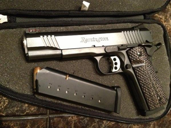 Need Opinion On VZ Grips For Remington R1 Enhanced - 1911Forum