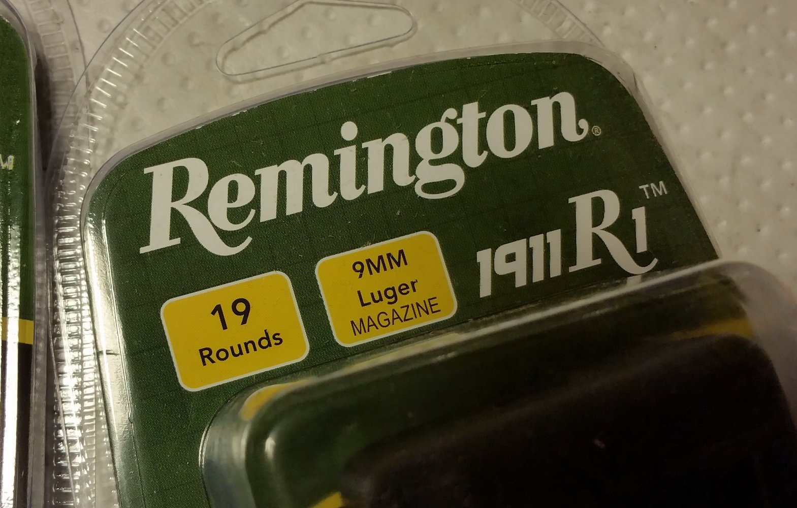 Remington R1 DoubleStack mags in Para info - 1911Forum