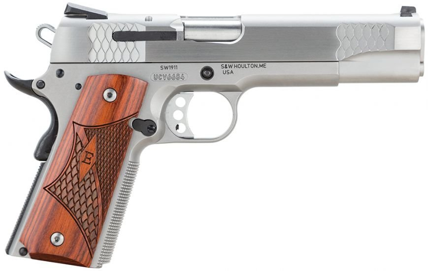 Click image for larger version  Name:S & W 1911 E Series.jpg Views:6 Size:44.3 KB ID:571626